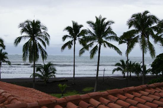 Hotel Playa Cambutal: panorama