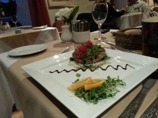 The Clockhouse Restaurant : dinner