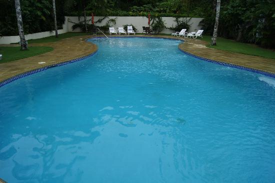 Hotel Playa Cambutal: piscina
