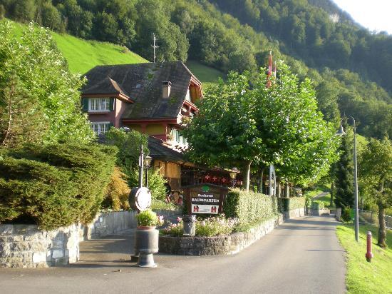 Seehotel Baumgarten: L'Hôtel