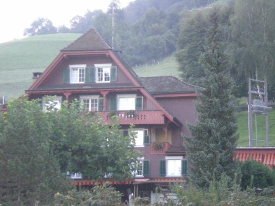 Seehotel Baumgarten: Facade de l'hôtel