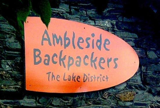 Ambleside Backpackers: You have arrived