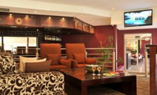 Cresta Thapama Hotel: Cresta Thapama reception