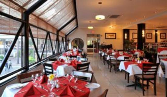 Francistown, Botswana: Cresta Thapama Restaurant