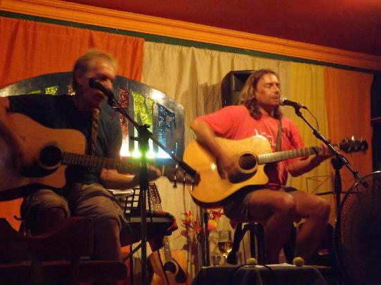 Imagine Live Music Bar: Chris & Ronnie night... do not miss