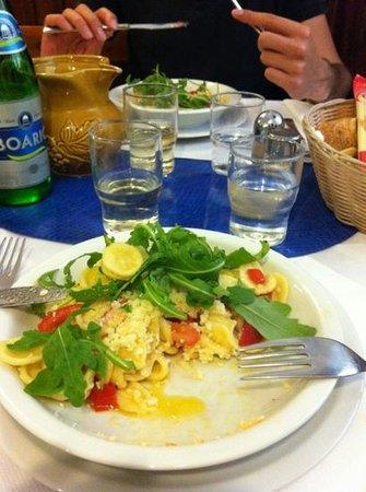 la Montanara: homemade pasta