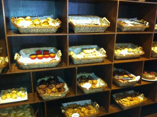 Fiesta Americana Reforma: Desayuno Buffet