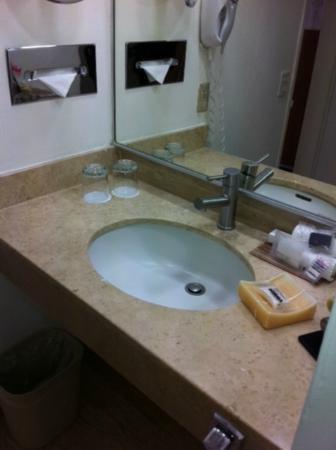 Fiesta Americana Reforma: baño