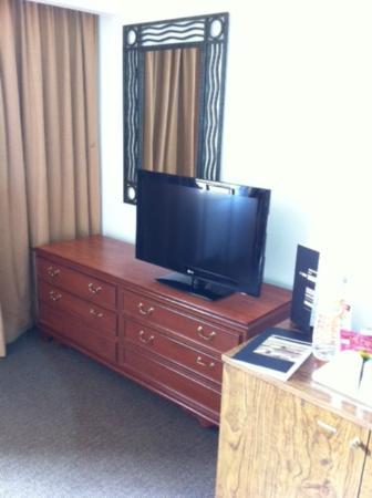 Fiesta Americana Reforma: Room TV