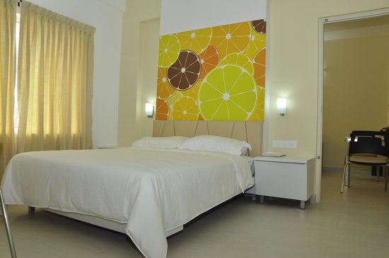 Hotel Millennium Continental: My room of millennium continental