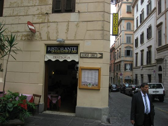 Montalbano, Italie : Best restaurant in Rome