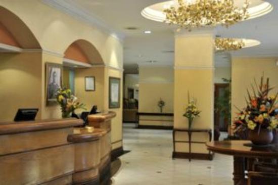 Cresta Jameson Hotel : Cresta Jameson Reception
