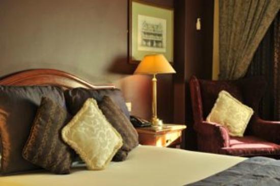 Cresta Jameson Hotel : Cresta Jameson rooms