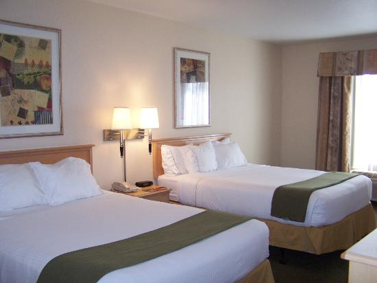 Holiday Inn Express Bend: Room Interior