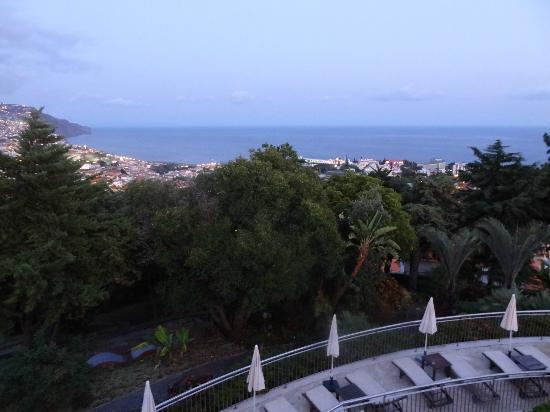 Quinta Das Vistas Palace Gardens : Ausblick vom Zimmer
