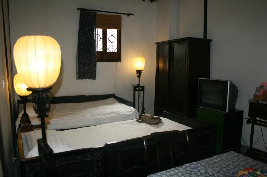 Pingjiang Lodge: ベットルーム