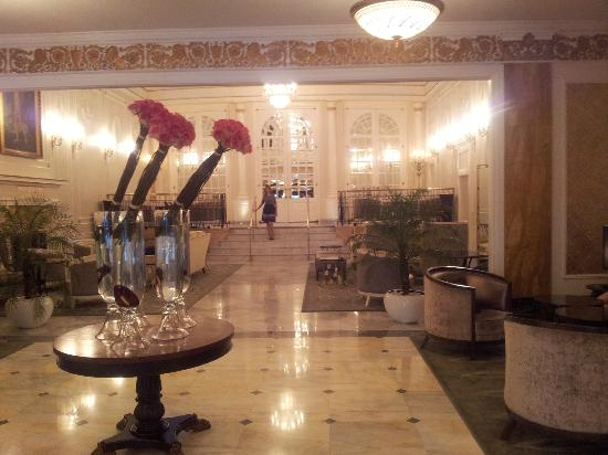 The Ritz-Carlton, Montreal : After entrance