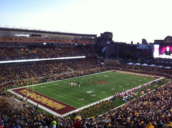 Minneapolis, MN: Gophers vs. Syracuse