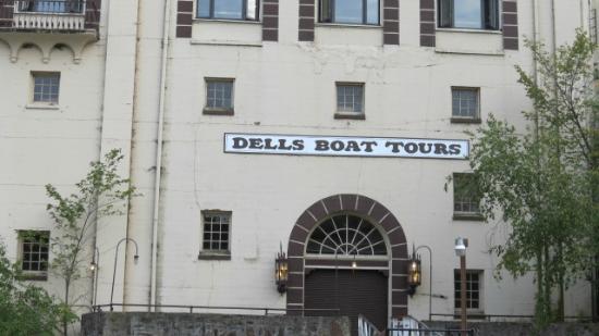 Dells Boat Tours: boat tour