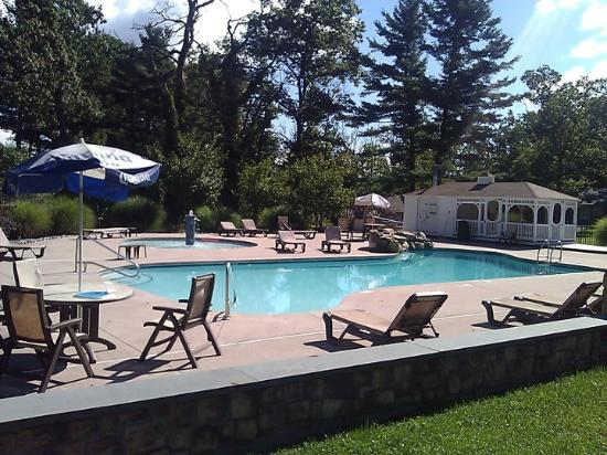 Woodfield Manor, a Sundance Vacations Resort: The pool