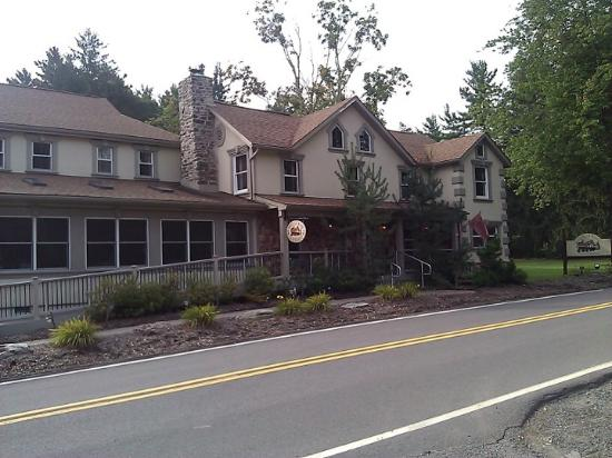 Woodfield Manor, a Sundance Vacations Resort: The main building