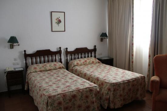 Hotel Los Olivos: ホテルの部屋