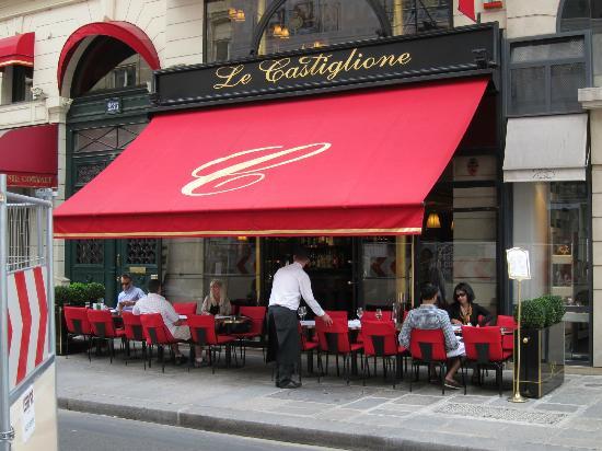 Cafe Castiglione Paris