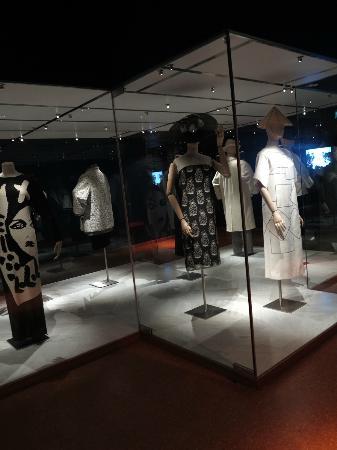 National Museum - Museum of Decorative Arts and Design : Per SPook haute couture exhibit