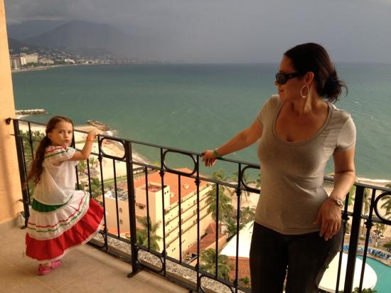Sunscape Puerto Vallarta Resort & Spa: balcón