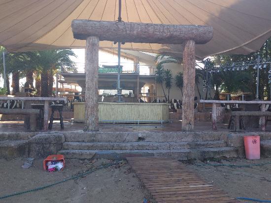plaza Picture of Island Beach Resort Kavos TripAdvisor
