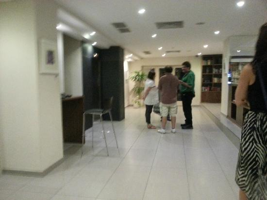 Argento Hotel : Lift