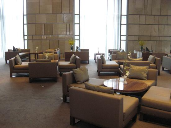 Hotel Nikko Saigon: lounge in lobby
