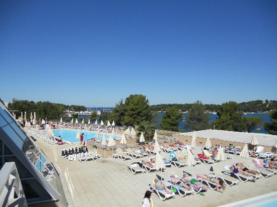 Laguna Molindrio Hotel: Pool area