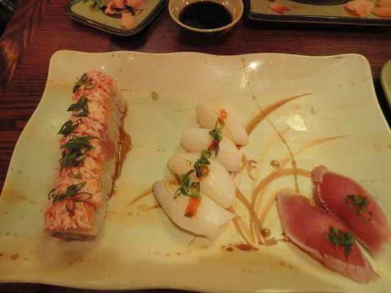 Sushi Pier: all you can eat sushi