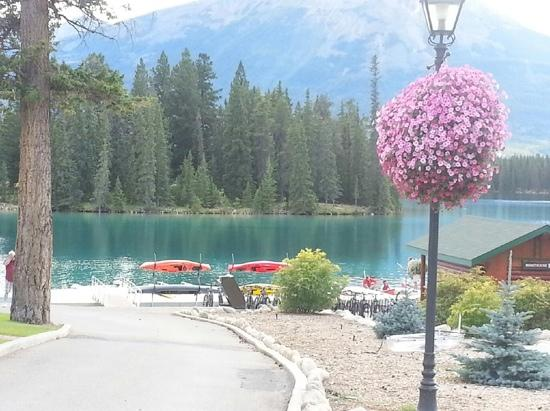 Fairmont Jasper Park Lodge: Gorgeous