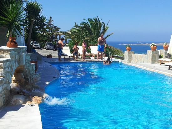 Paros Palace: beautiful pool