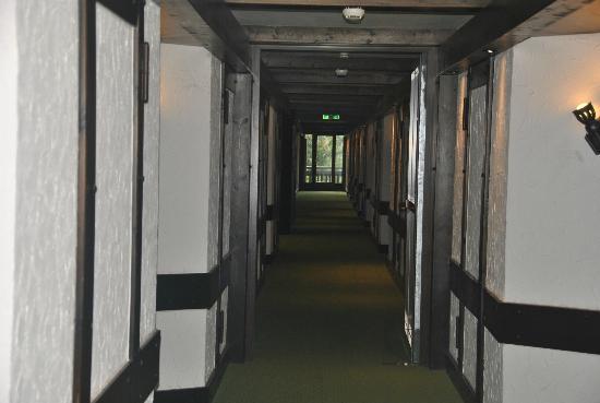Vier Jahreszeiten am Schluchsee: le couloir