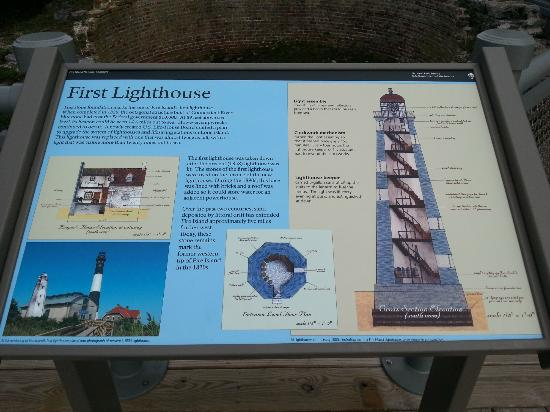 Fire Island Lighthouse: Museum area