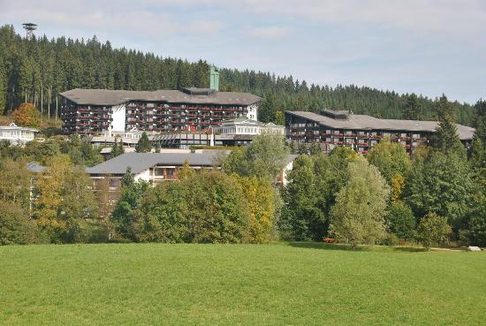 Schluchsee, Alemania: vue de dehors