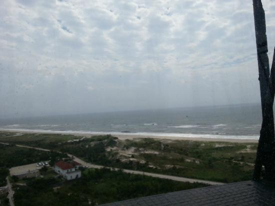 Fire Island Lighthouse: view