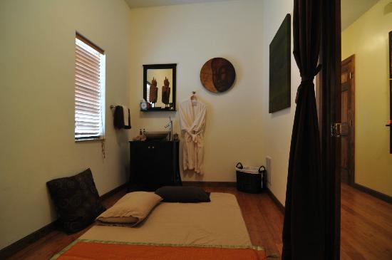 Chi Spa: Thai Massage Suite