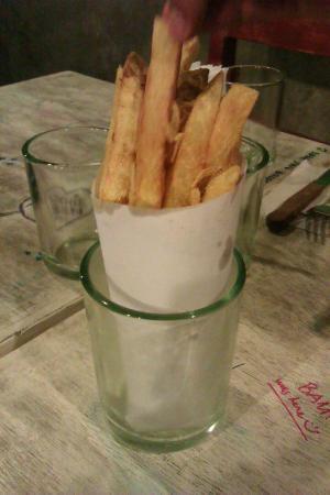 Miss B's Tuckshop: Fries