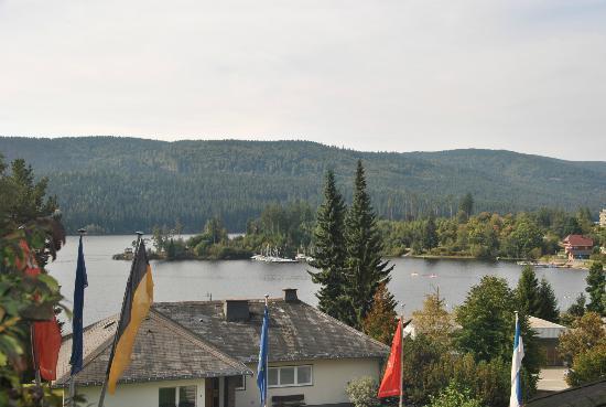 Vier Jahreszeiten am Schluchsee: le Schluchsee