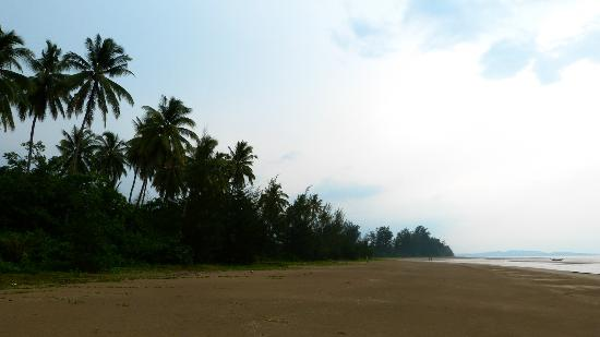 Sematan, Maleisië: beach