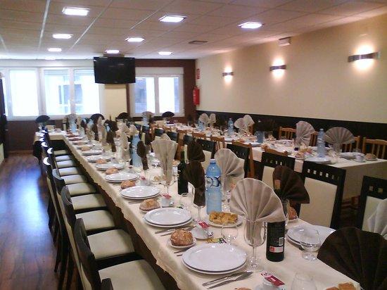 Restaurante restaurante avenida hotel en pontevedra con - Cocinas en pontevedra ...