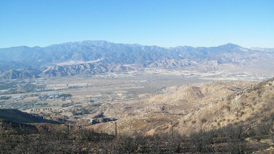 Santa Rosa and San Jacinto Mountains National Monument: Pines to Palms Highway