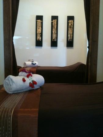 Chi Spa: Couples Massage Suite