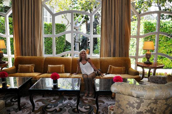 The Peninsula Beverly Hills: Afternoon High Tea In The Lounge Part 90