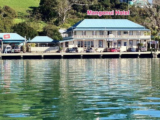 Esquire Motel: Historic Mangonui Hotel