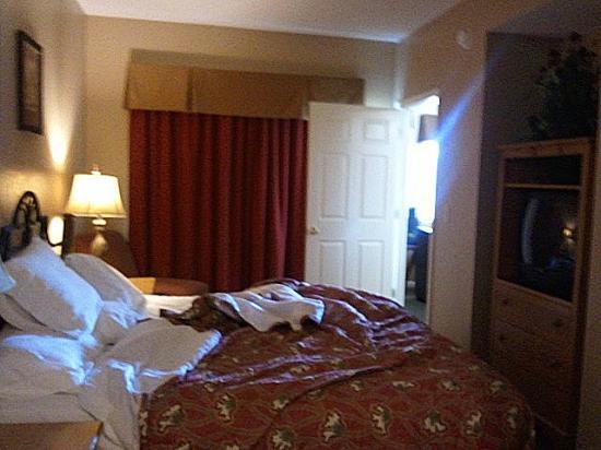 Laurel Crest: Bedroom